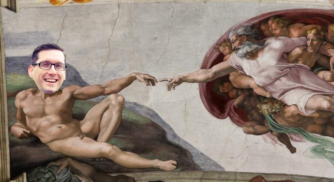 Der neue Stefan und die Erschaffung des Adam