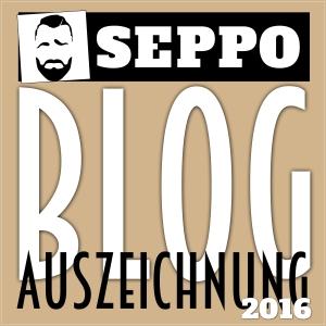 Seppo Auszeichnung nominiert