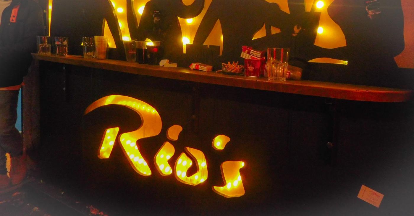 Der neue Stefan Kübler und der Abschied vom Cafe Rio's in Celle