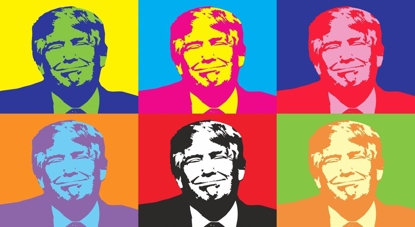 Der neue Stefan und Donald Trump