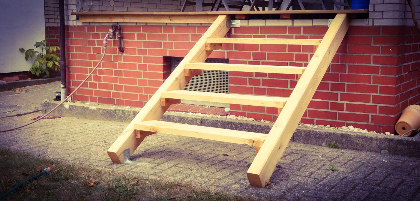 Sommerprojekt Terrasse – Treppe, Pflanzen, Materialliste 2020 ...