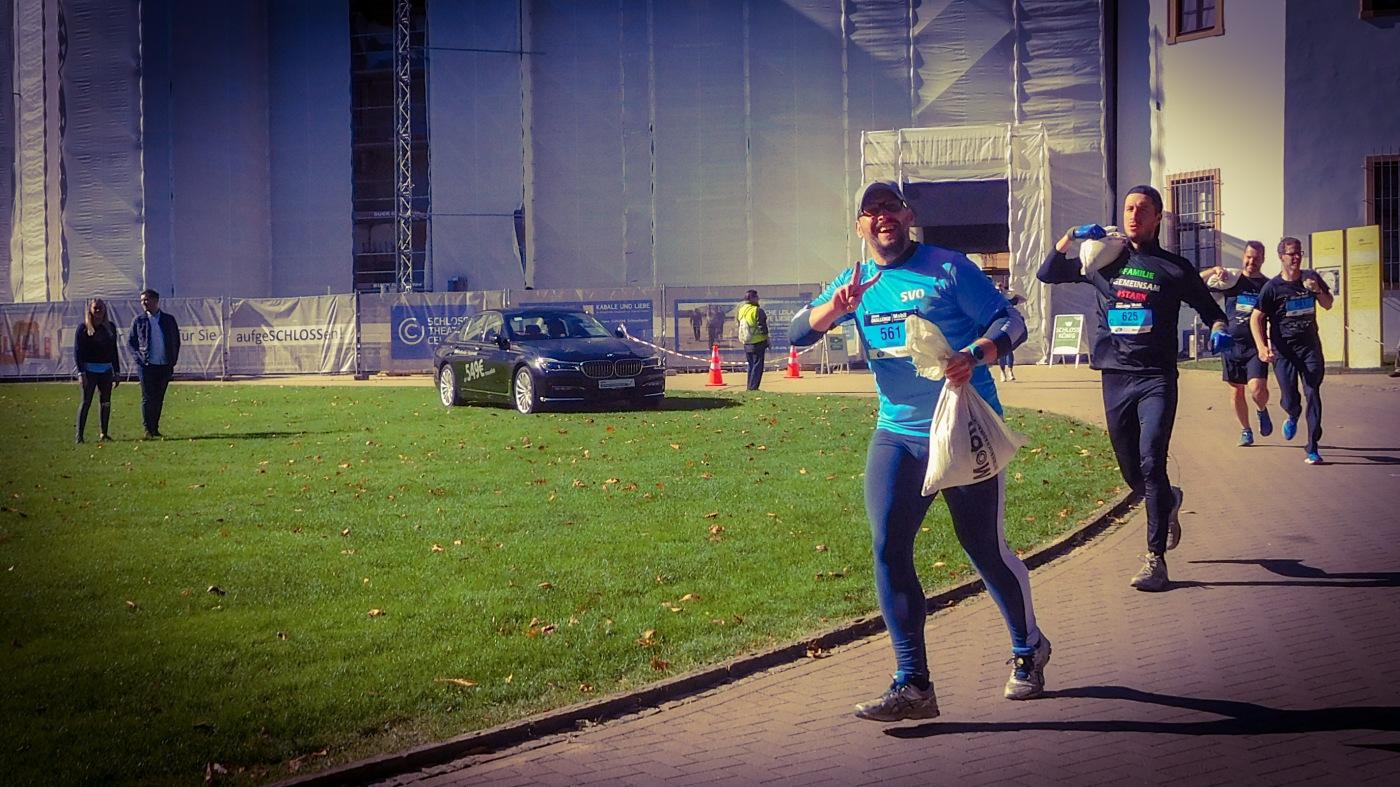 Der neue Stefan Kübler bei der Urban Challenge 2018 in Celle.