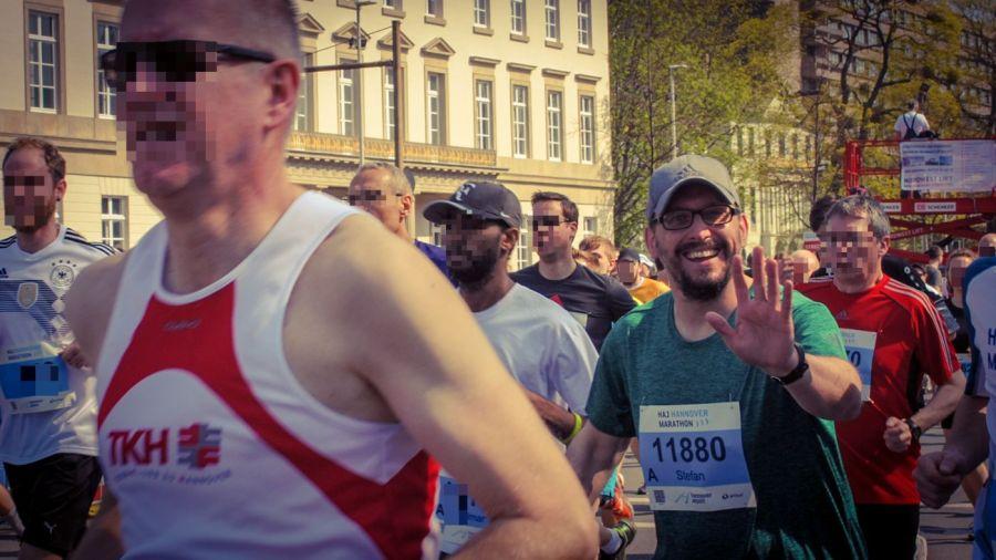 Der neue Stefan Kübler und der Spaß beim Laufsport.
